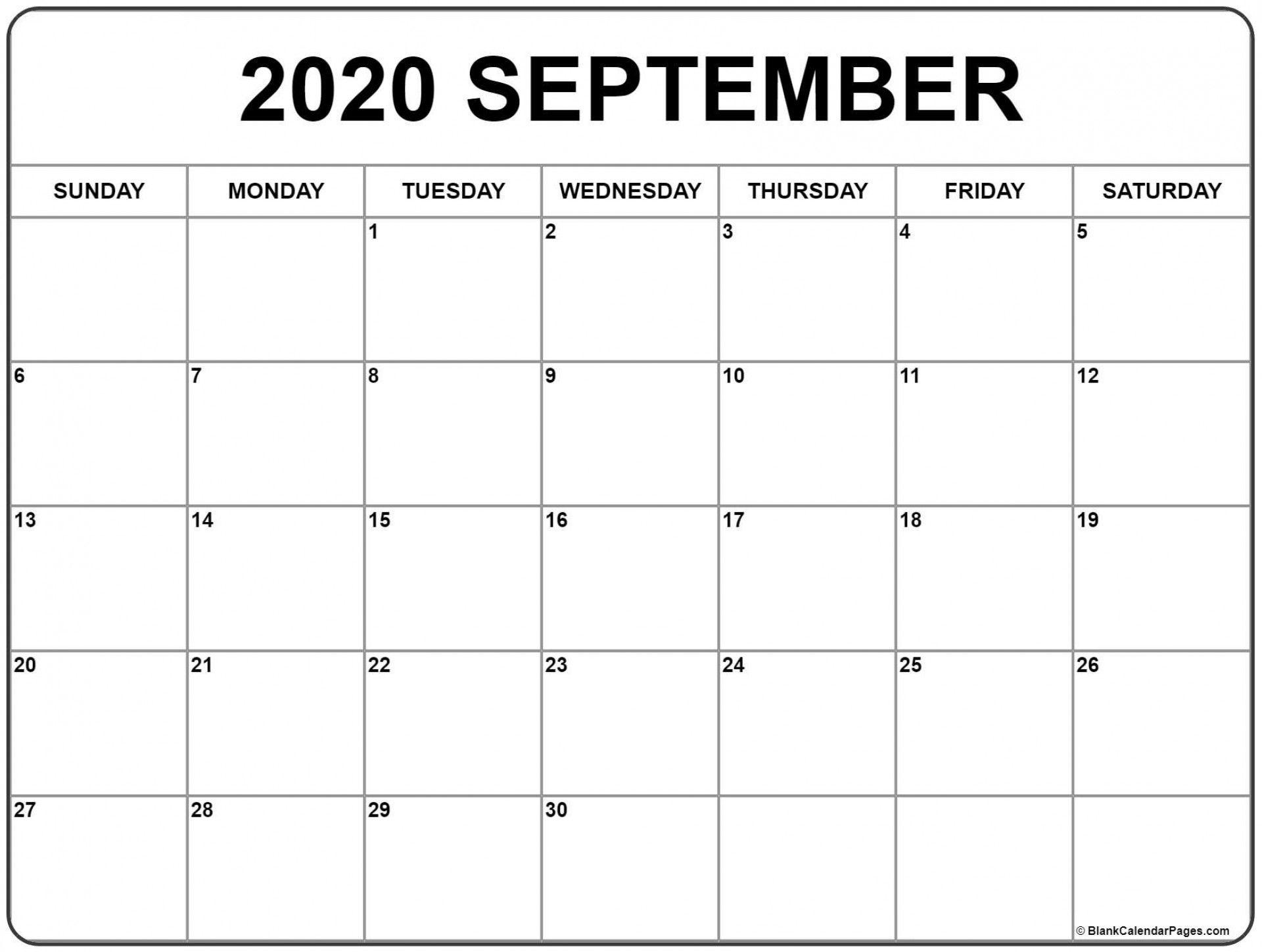 006 Amazing 30 Day Calendar Template Highest Quality