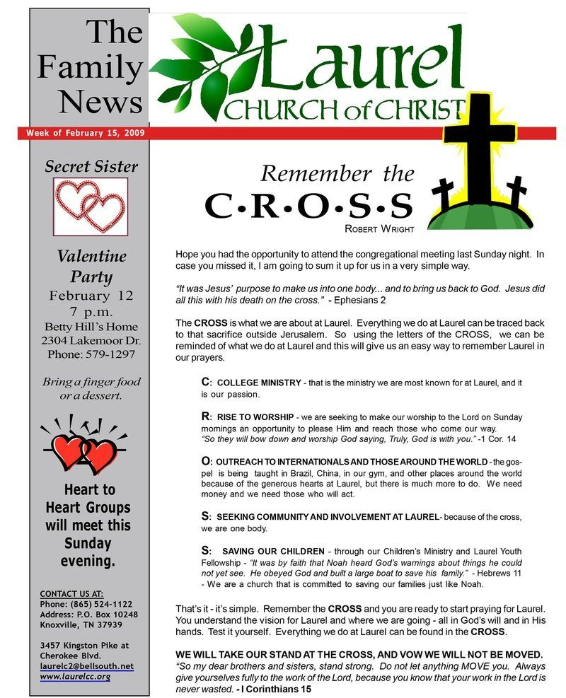 10 Free Church Newsletter Templates You Can Use Now