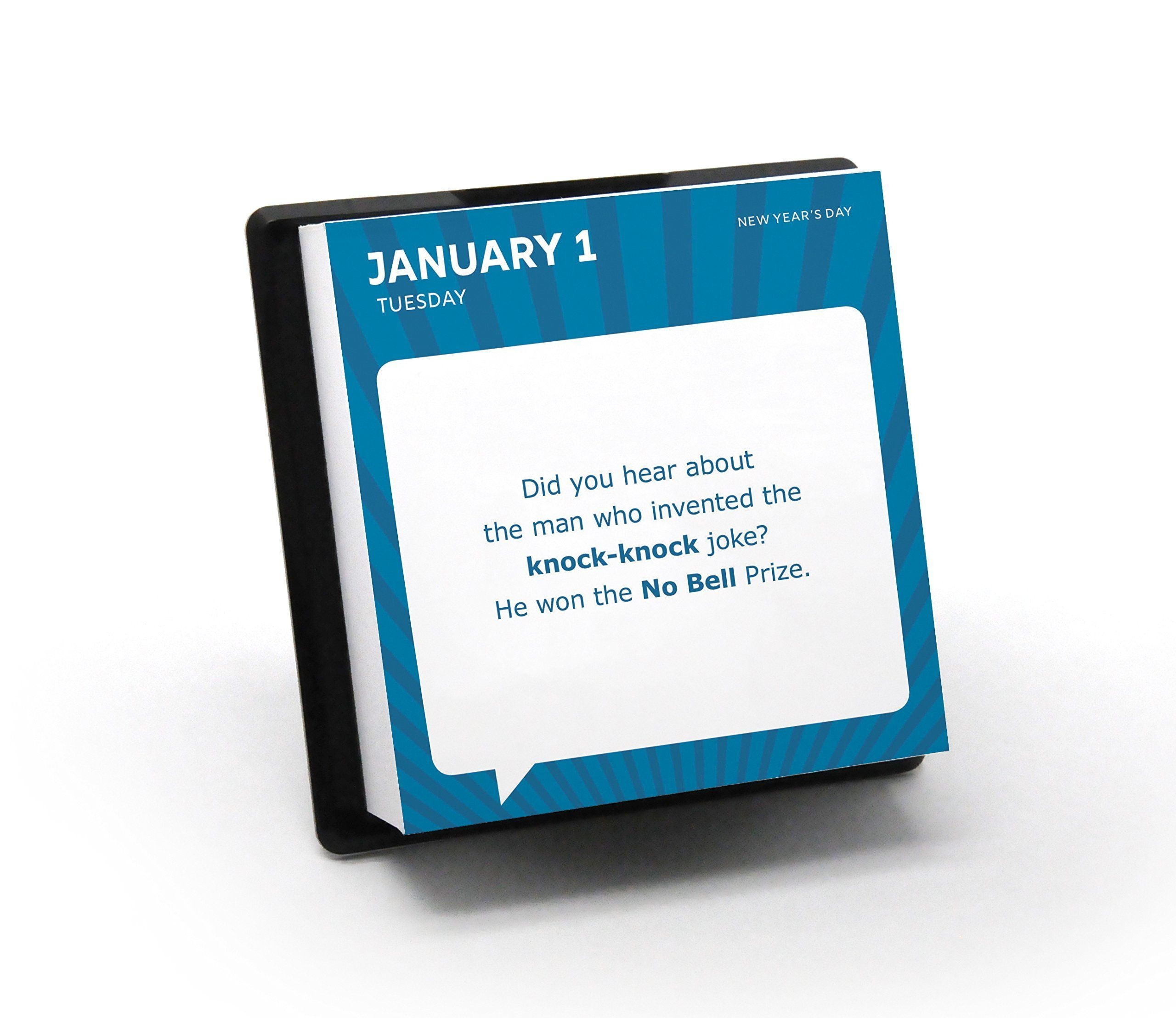 2019 Dad Jokes Boxed Calendar: 365 Days Of Punbelievable
