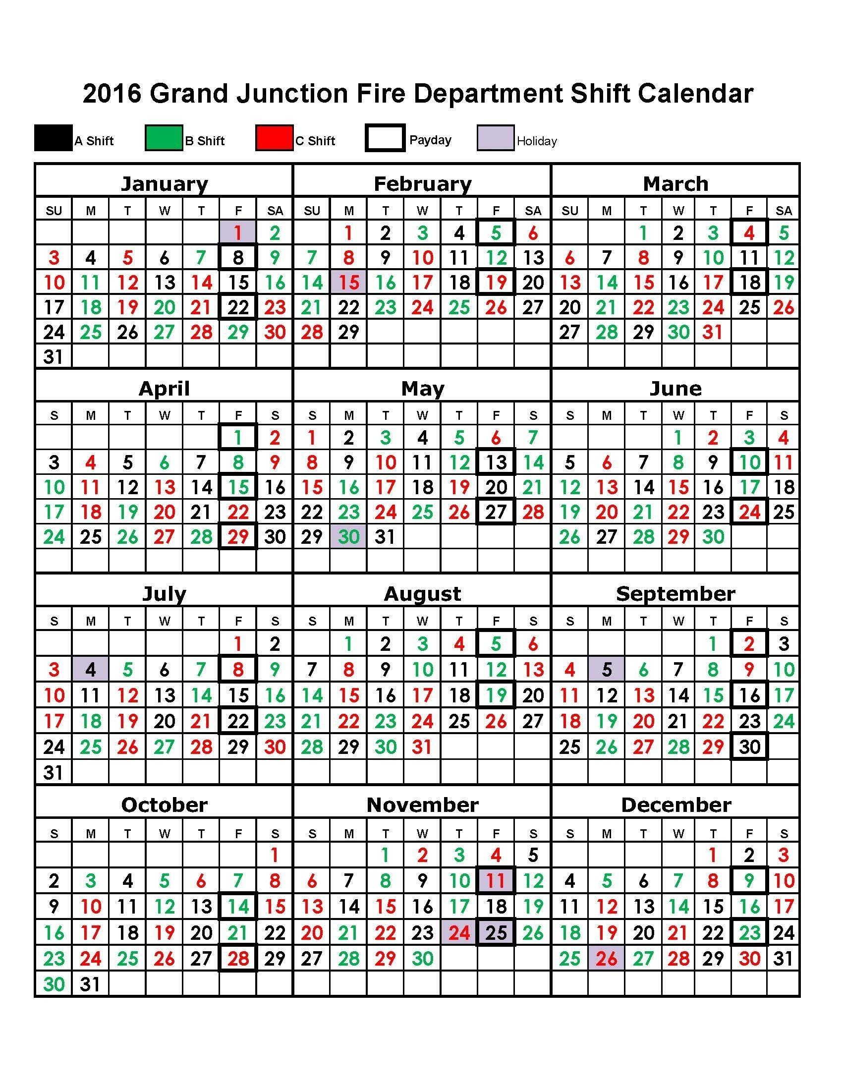 24 48 Shift Calendar 2020 - Koro.yfhi
