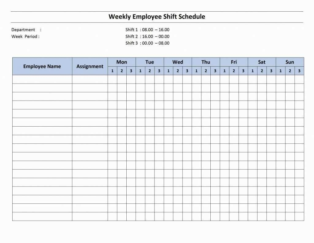 43 Blank Daily Calendar Template With Hours In Word With