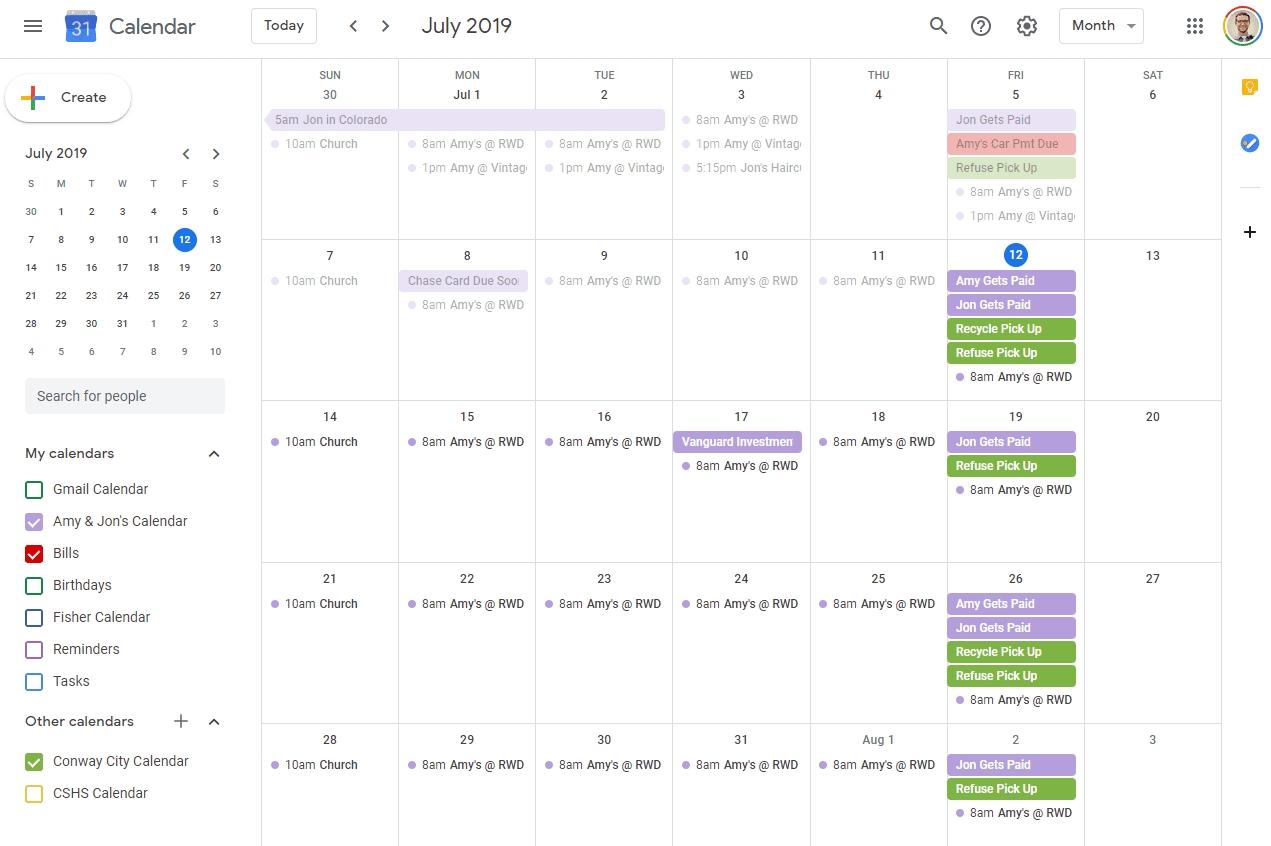 5 Best Free Online Calendars