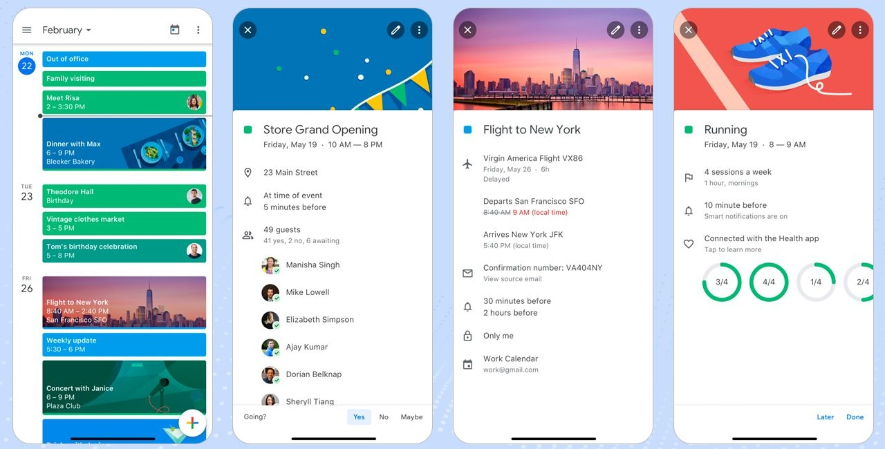 7 Best Calendar Apps For Android & Ios In 2020