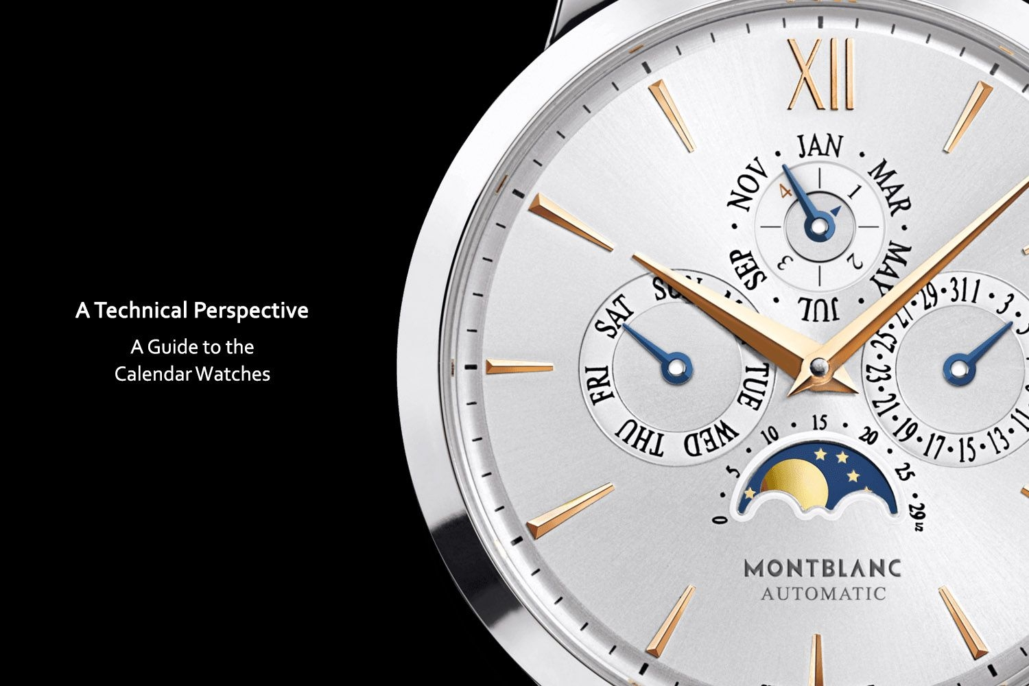 A Guide To The Different Types Of Calendar Watches