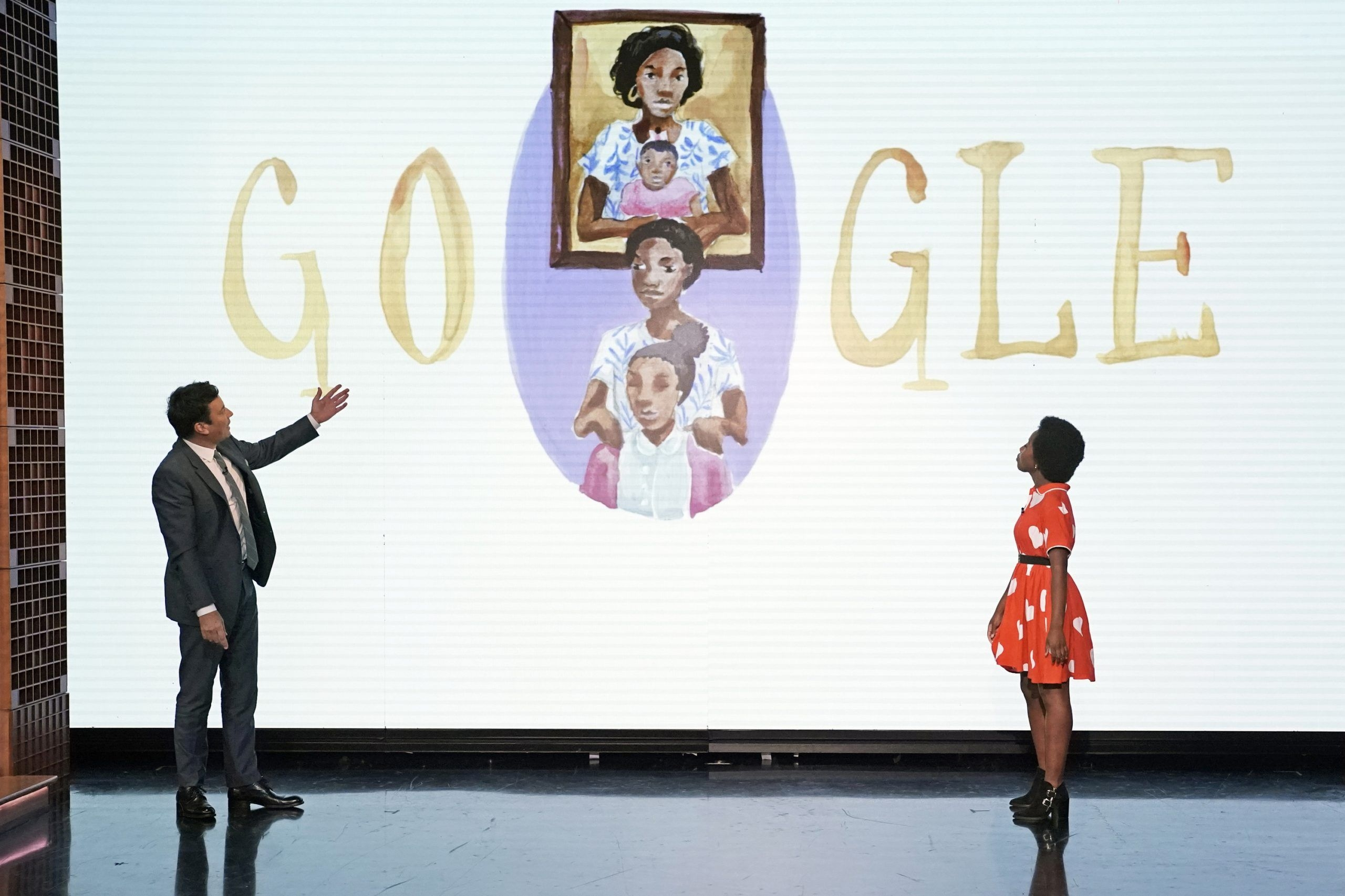 Afro-Latina Arantza Peña Popo Winner Of Doodle For Google