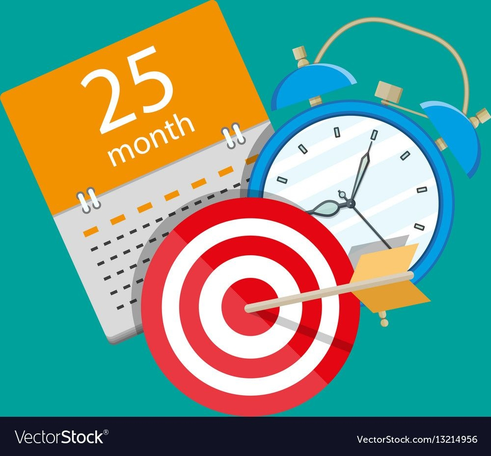 Alarm Clock Calendar Target Time Management