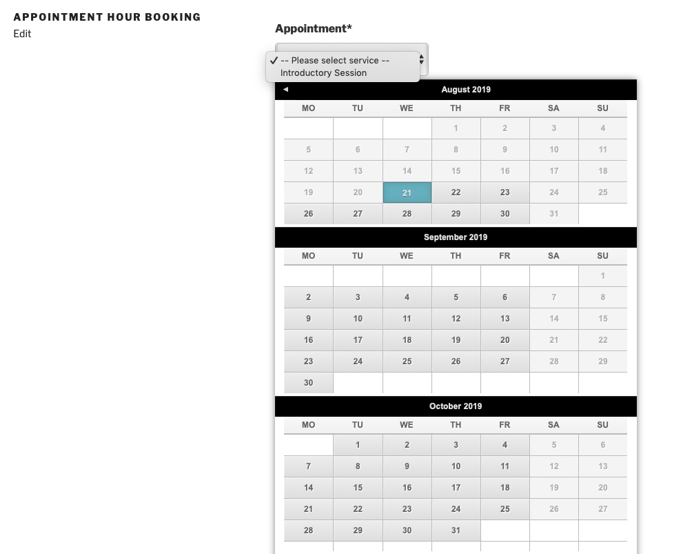 Appointment Hour Booking: Plugin Overview | Elegant Themes Blog