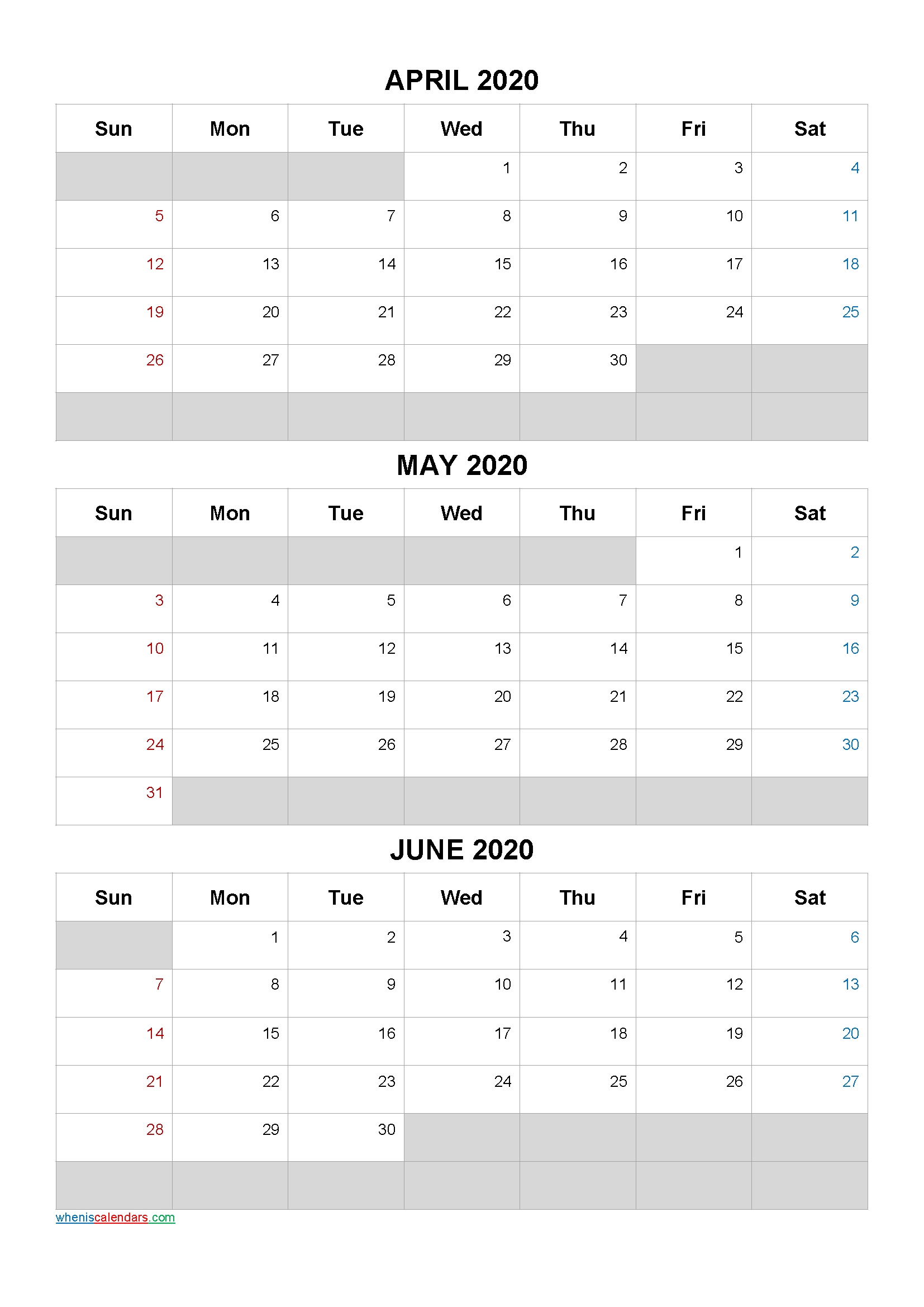 Effective Printable 3 Month Calendar | Get Your Calendar ...