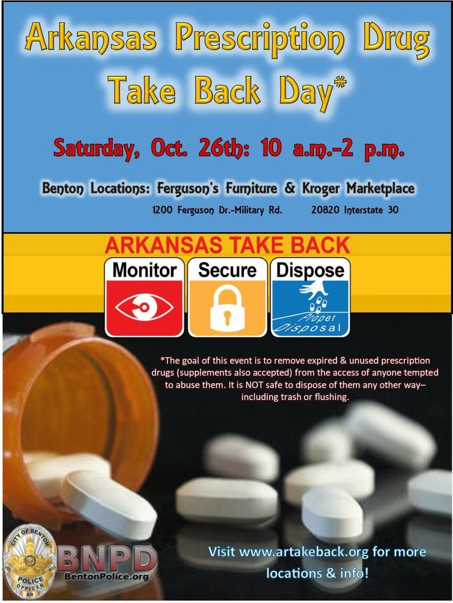 "Benton Police Dept. On Twitter: ""mark Your Calendar! The"