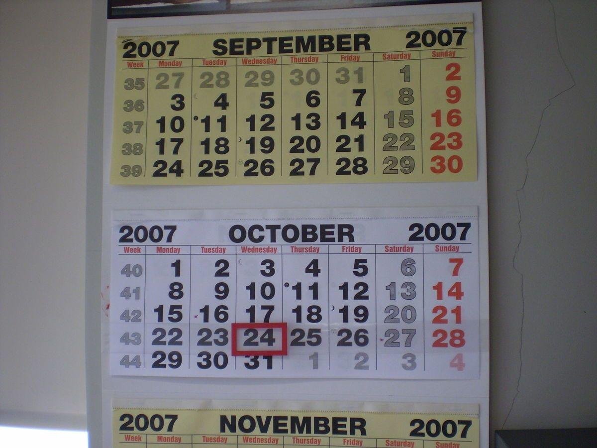 Calendar (Stationery) - Wikipedia