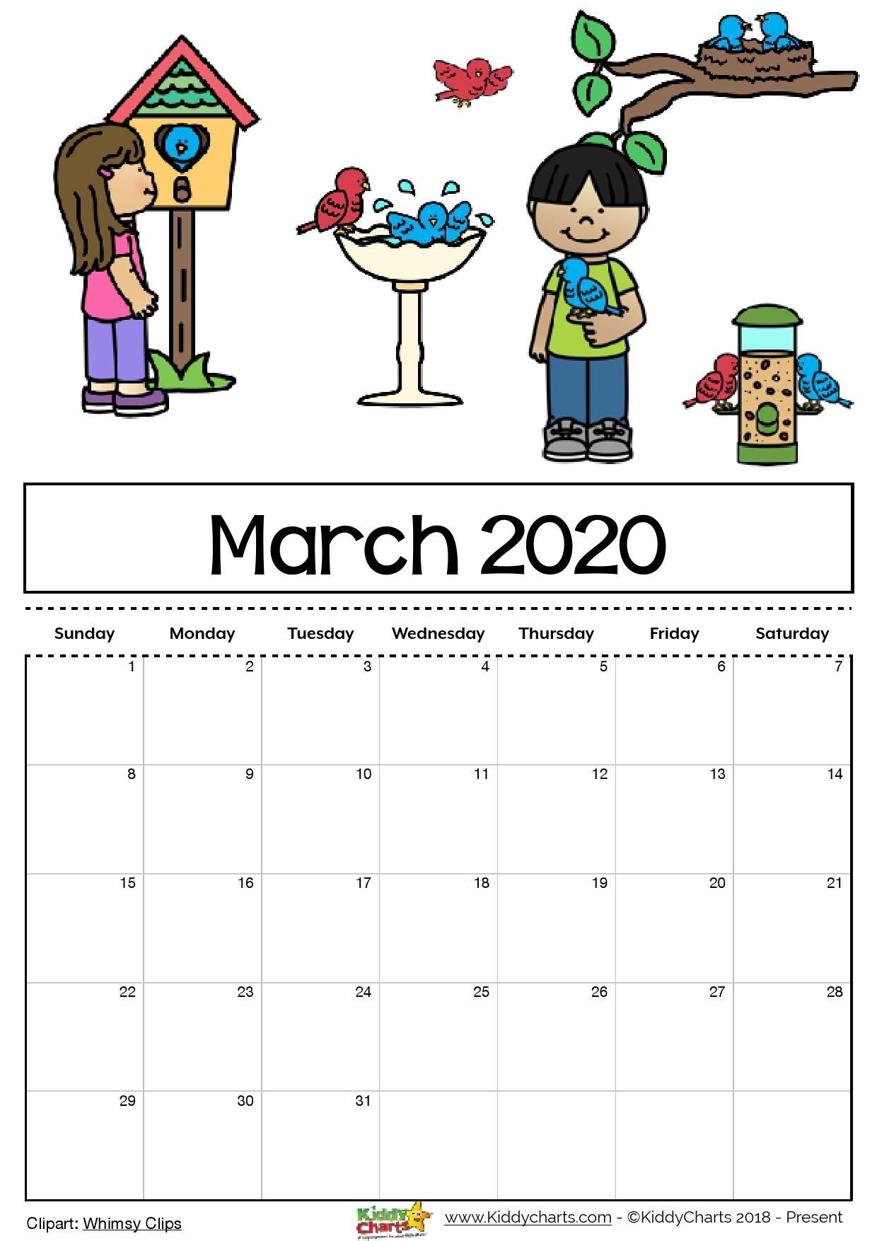 Check Out Our Free Editable 2020 Calendar Available For