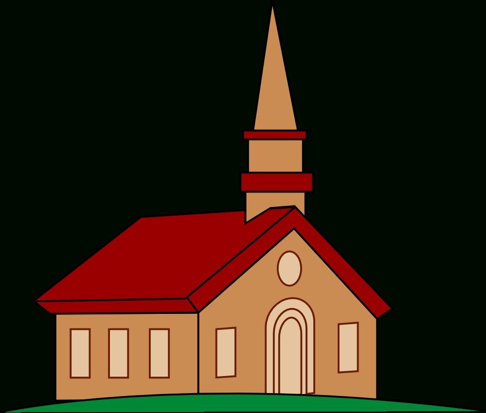 Church Free Printable Clipart - Cliparting