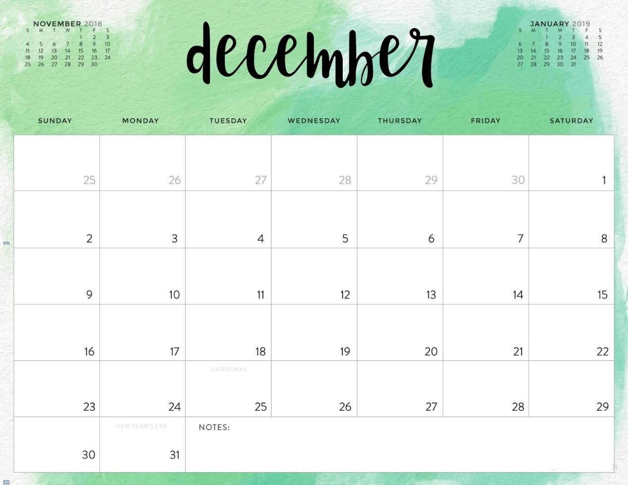 Custom Calendar For Business - Marry Steven - Medium