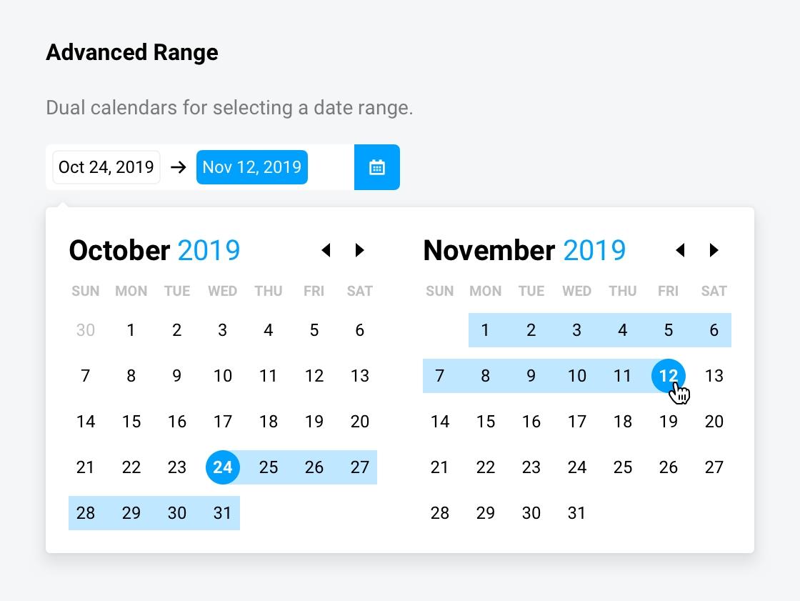 Date Pickers Em 2020 (Com Imagens)