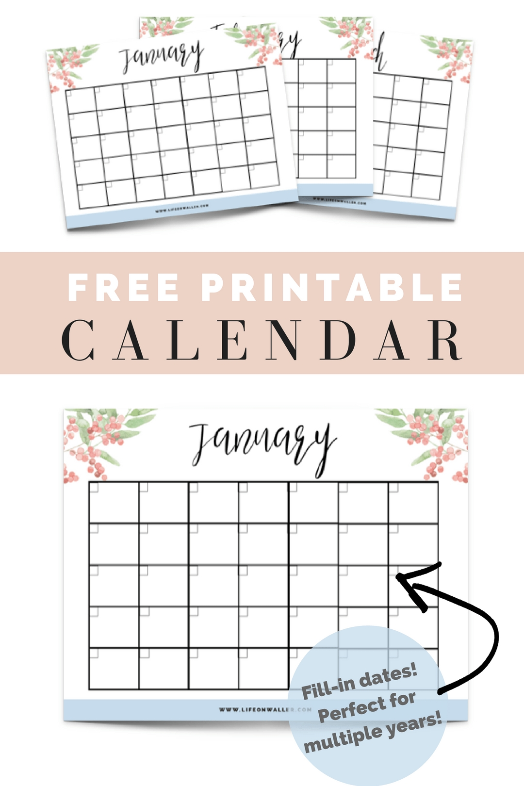 Free Printable Start A Blog Checklist – Start Your Own Money