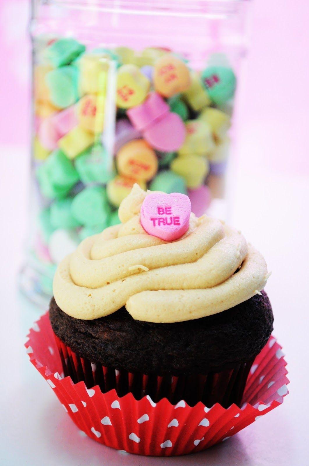 Free Valentine's Day Printables & A Cupcake. - Pretty Real