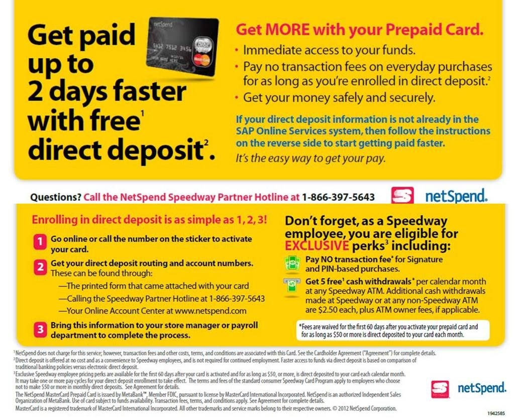 Ftc Says Netspend Decked Consumers With Deceptive Claims For