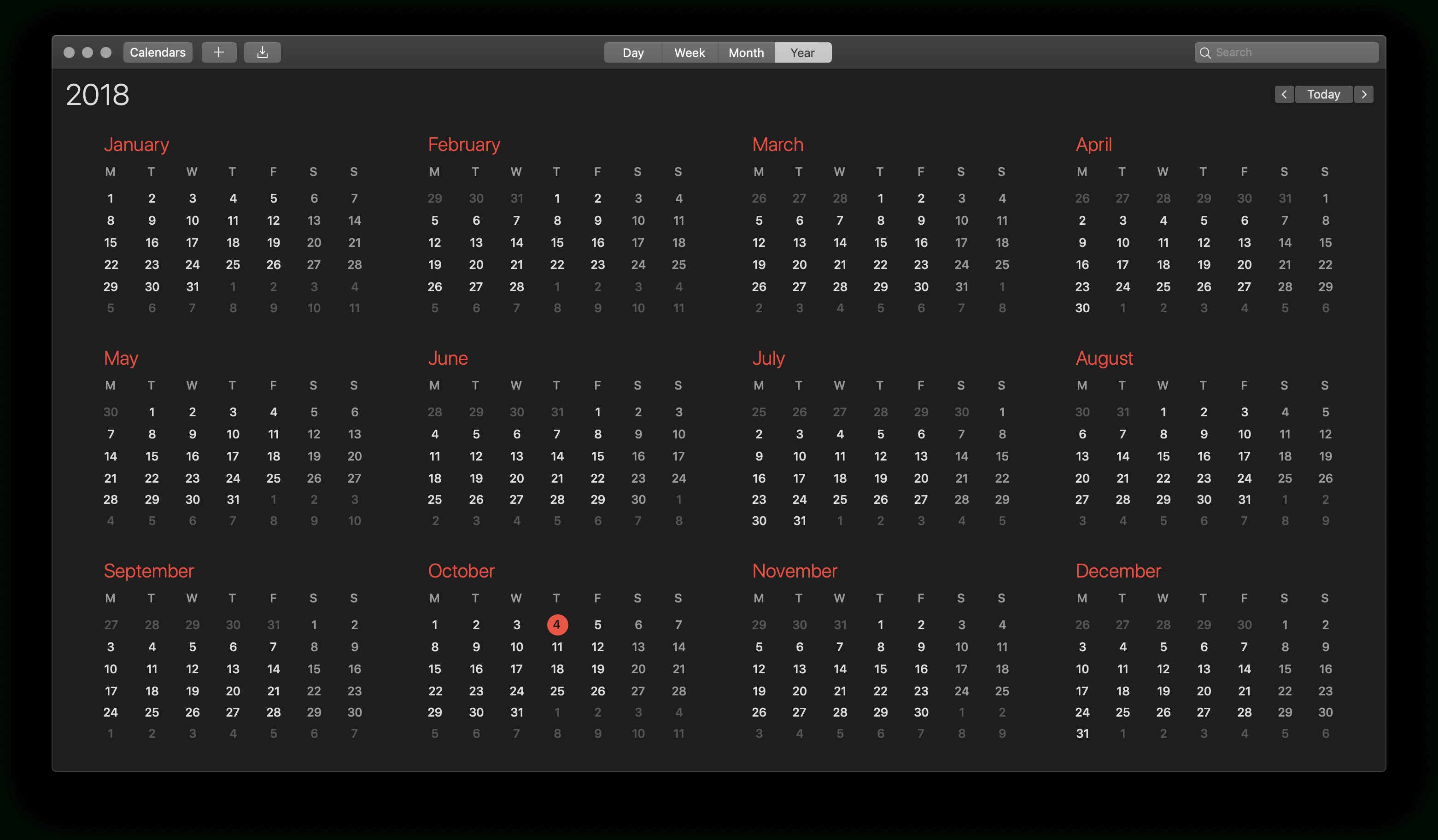 Get First Monday In Calendar Month - Stack Overflow