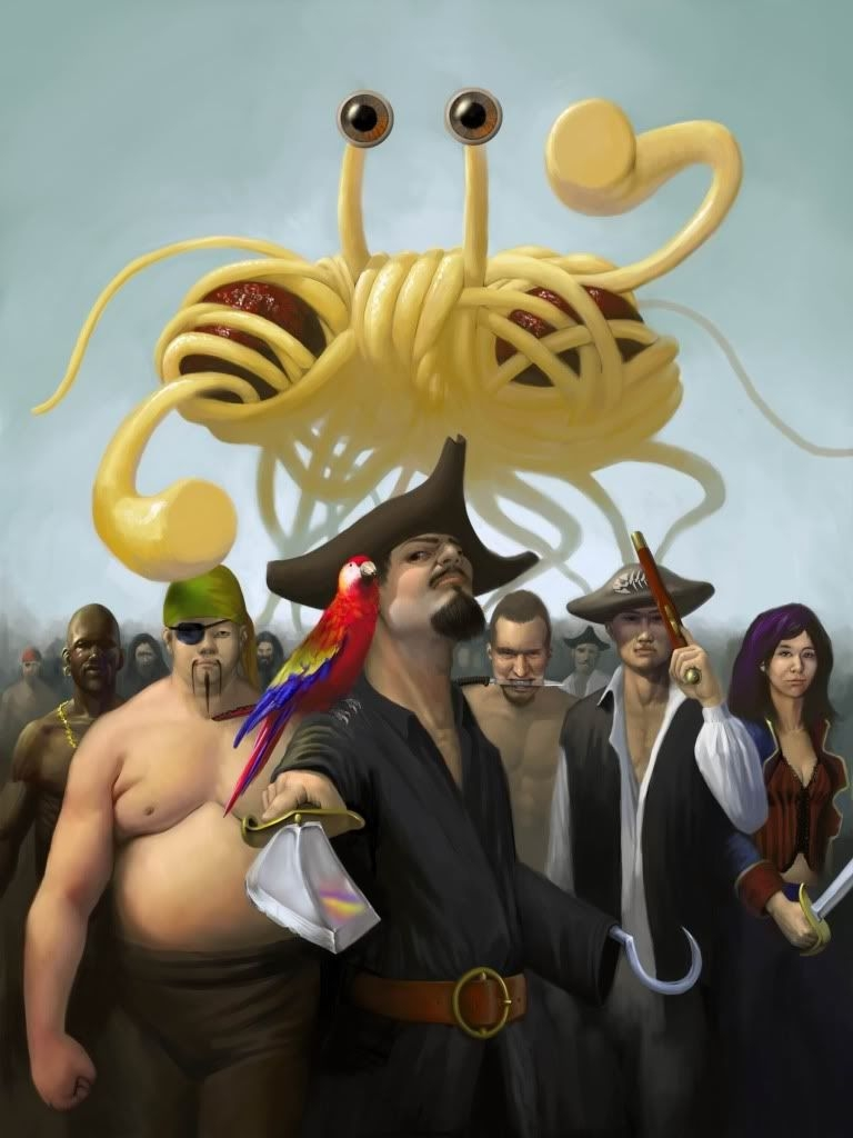 Holy Days | Church Of The Flying Spaghetti Monster Australia