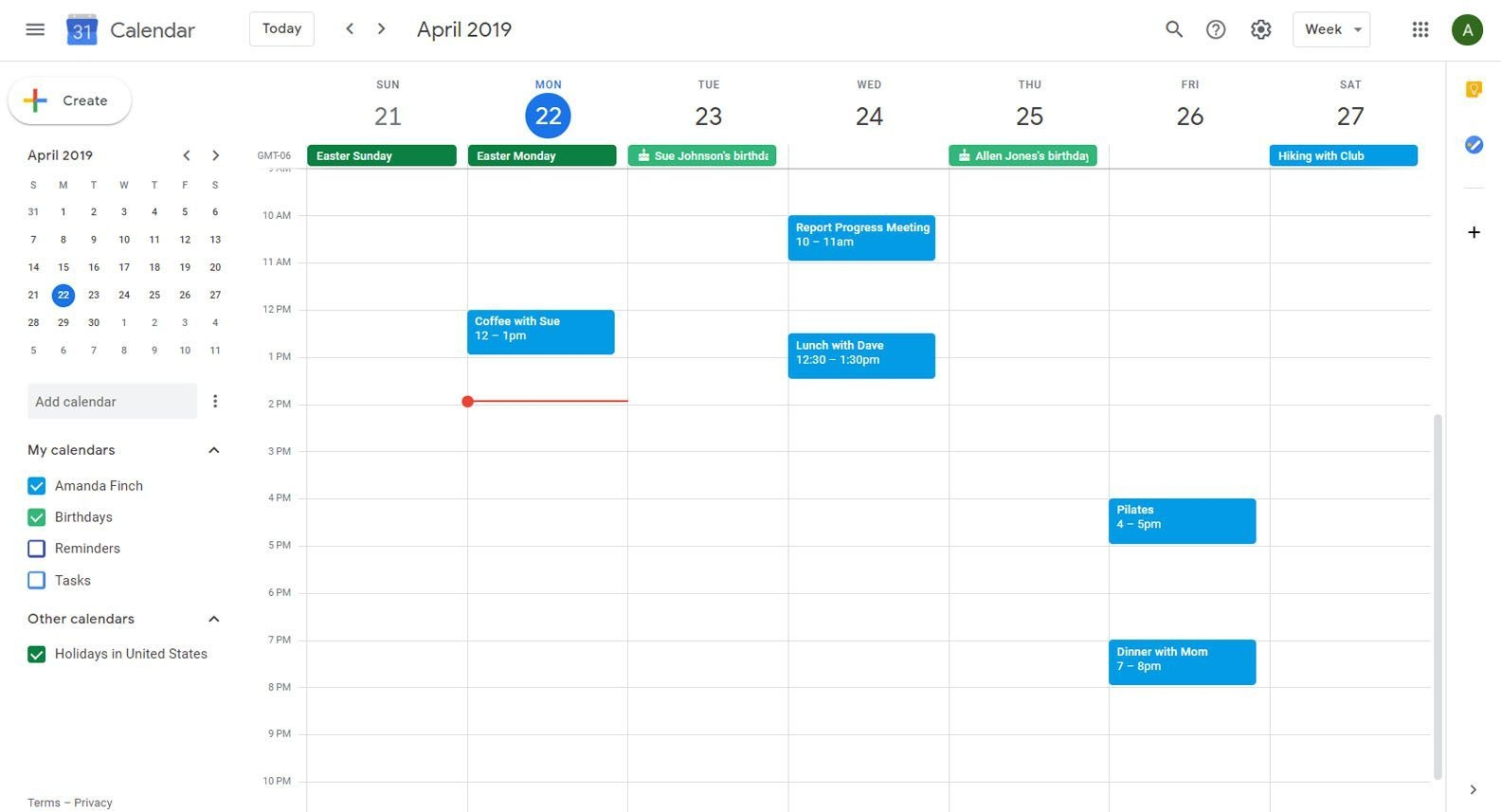 How To Automatically Add Birthdays To Google Calendar