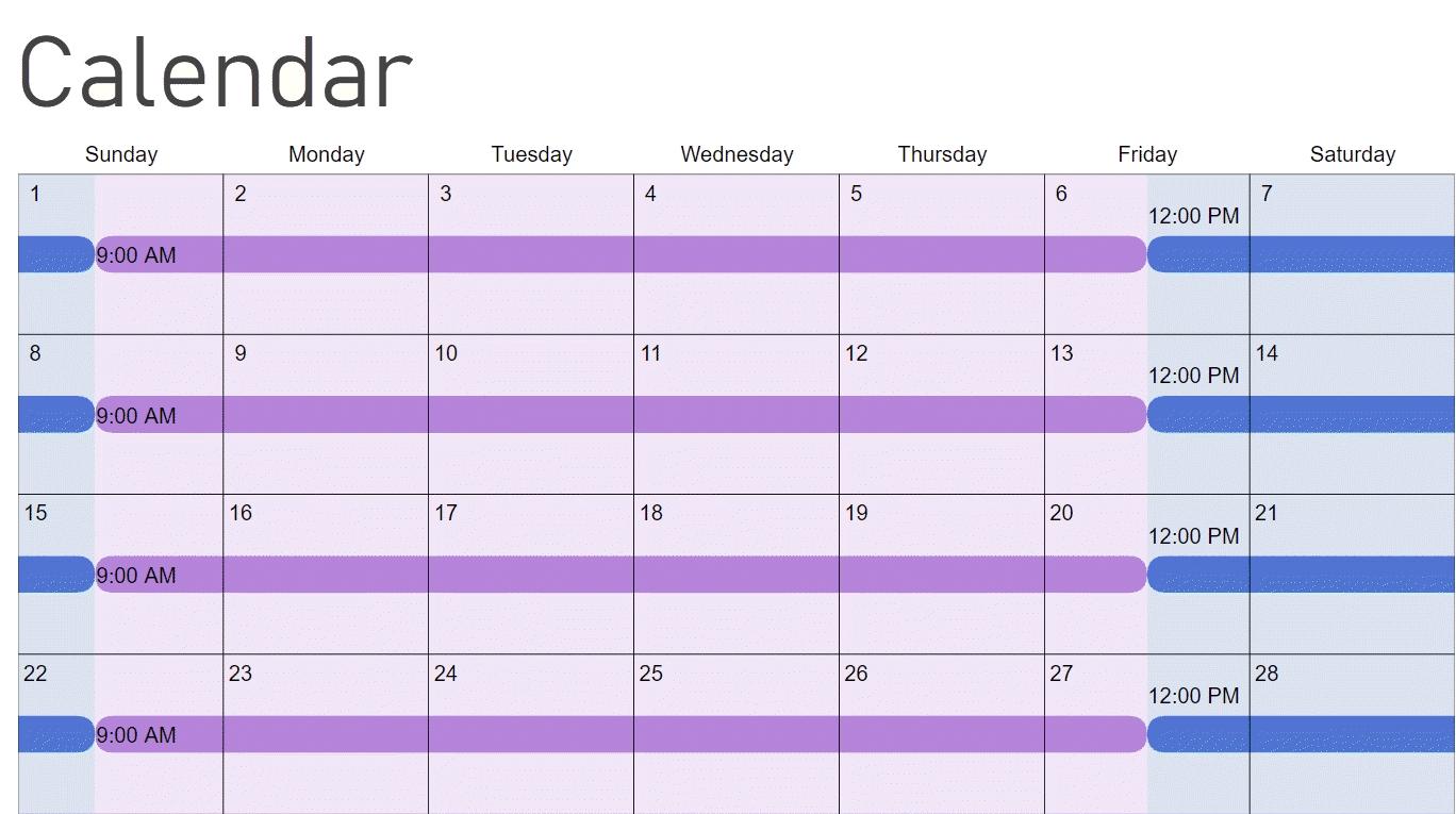 How To Make A Child Custody Calendar: Create & Print Easily