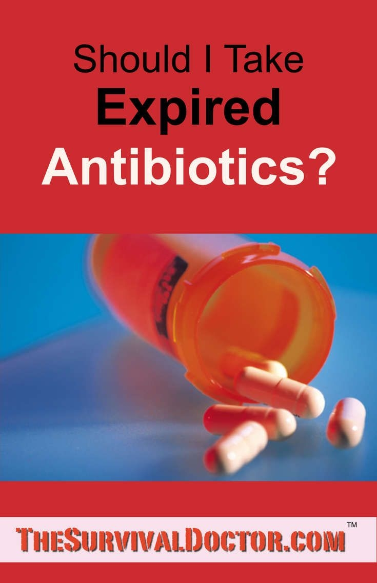 Investigative Report: Do Antibiotic Expiration Dates Matter