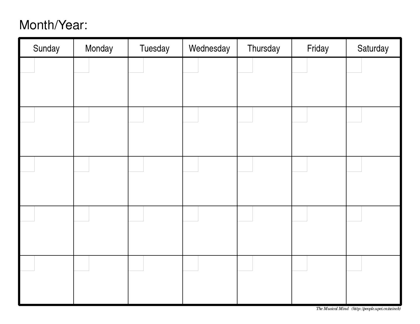 Large-Printable-Calendar-Template