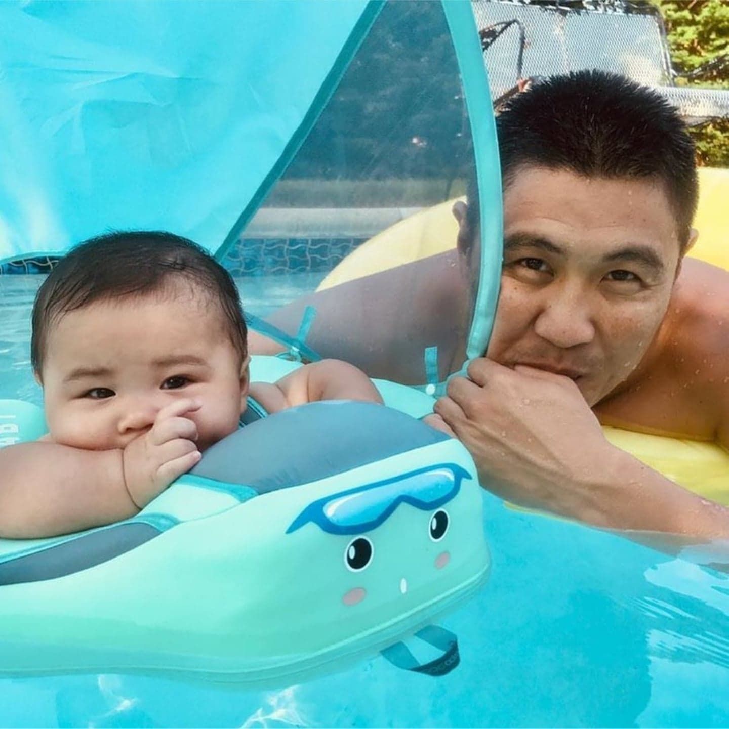 Mambo Climb Float - Swimtrainer (2 Months - 2 Years) With