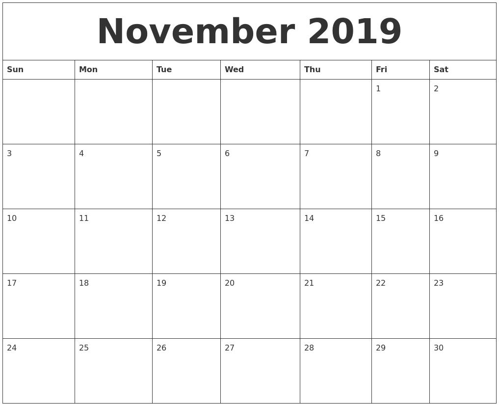 May 2020 Free Online Calendar