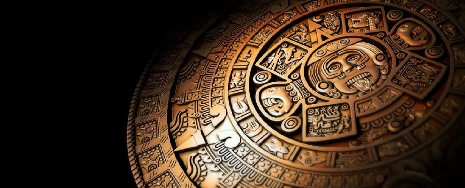 Mayans Calendar End Of World - Calendar Inspiration Design