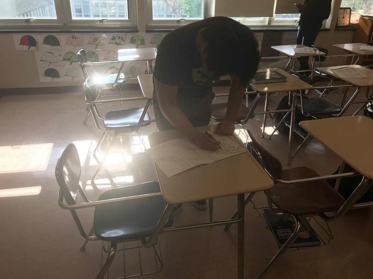 "Neptune Twp. Schools A Twitter: ""students In Mr. Varsalona's"