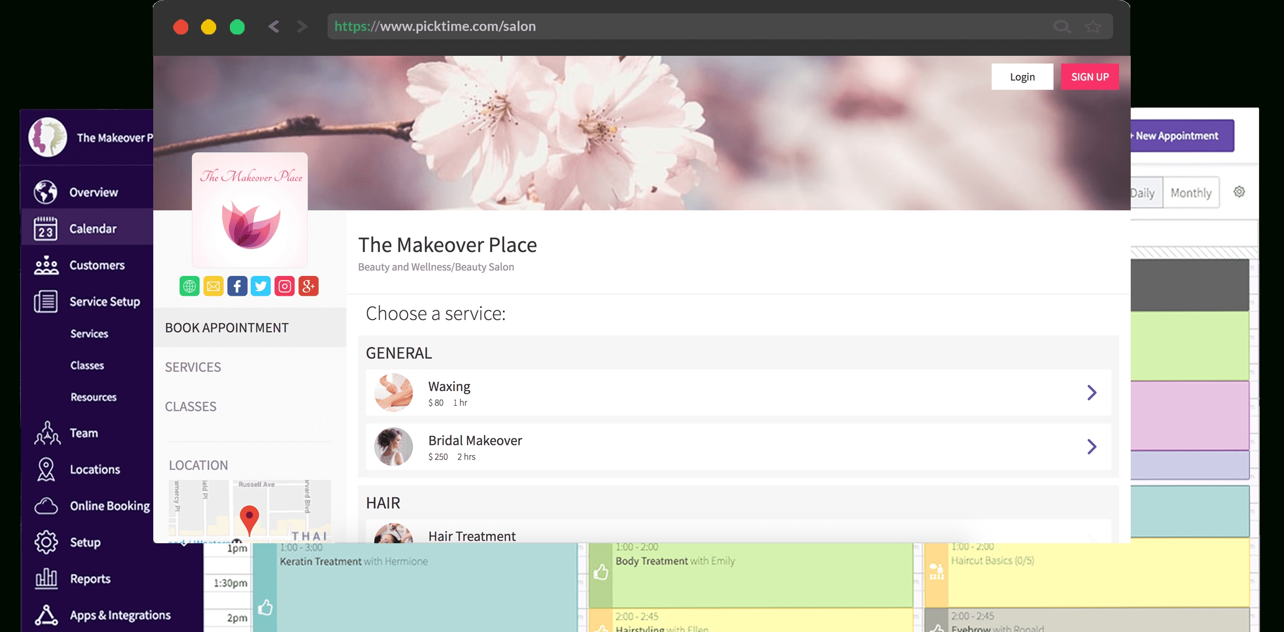 Online Free Appointment Scheduling Software | Booking