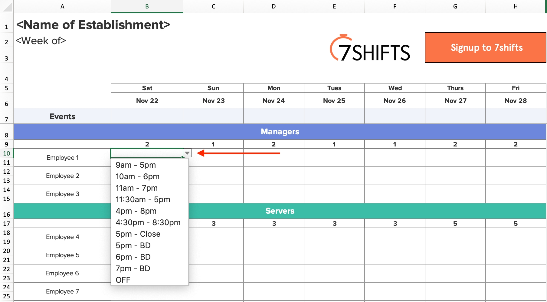 Shift Schedules: The Ultimate How-To Guide | 7Shifts