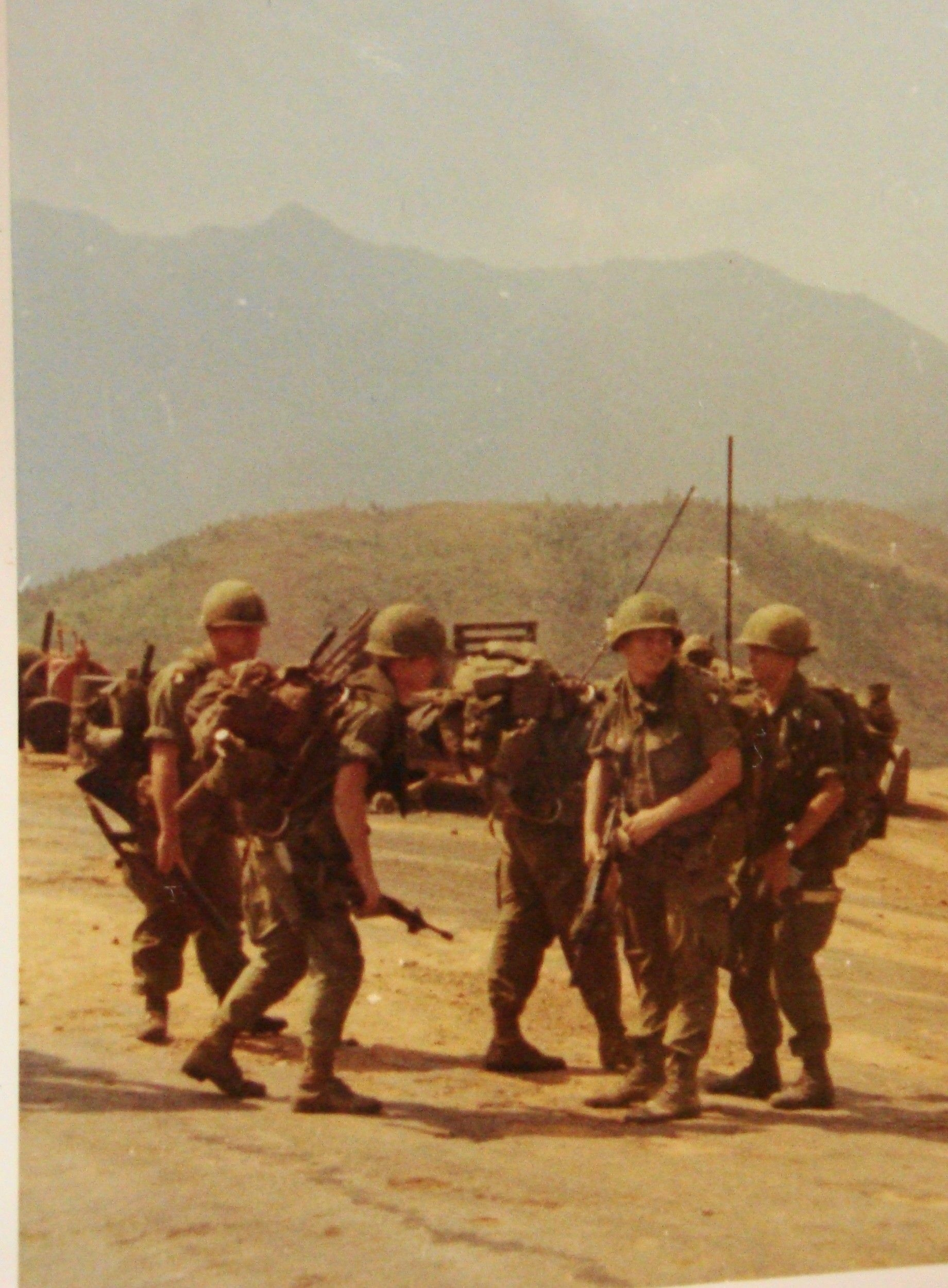 Short-Timer – The Many Firsts Of A Vietnam Combat Vet