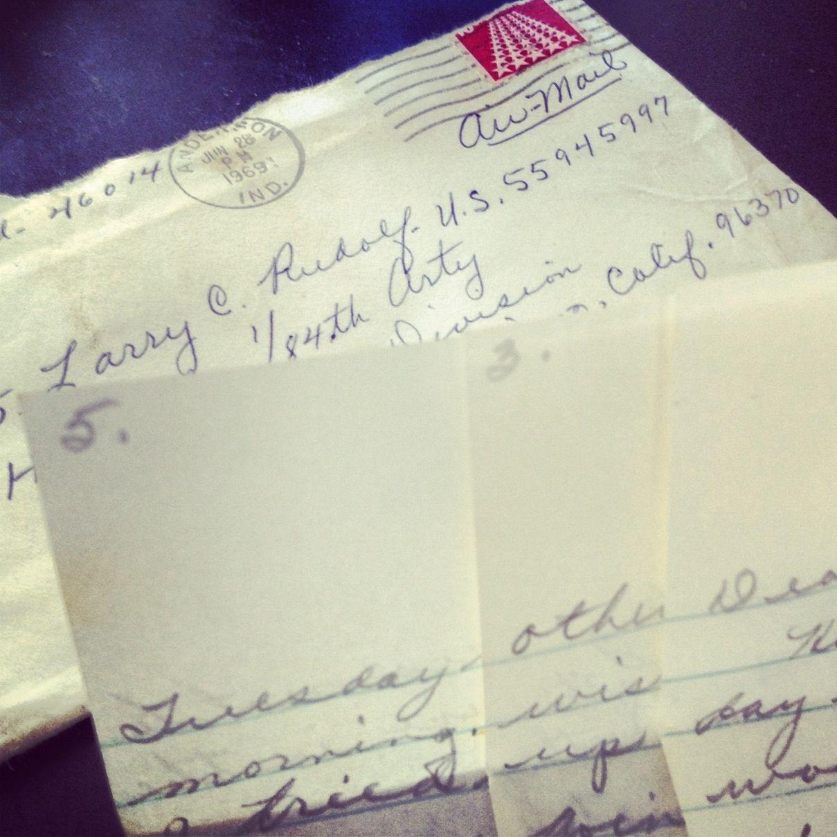 Short Timer's Calendar | Letters To Larry
