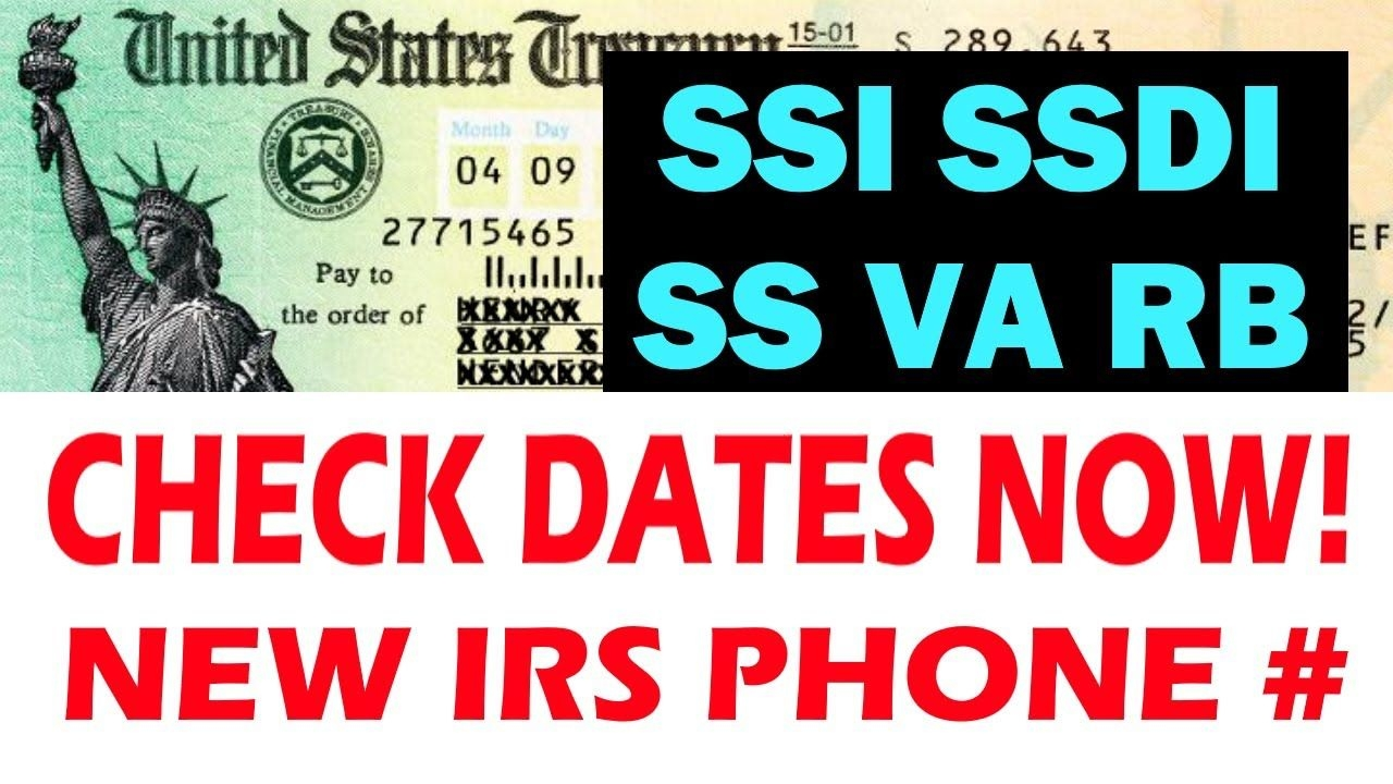Ssi Stimulus Check Direct Deposit Date