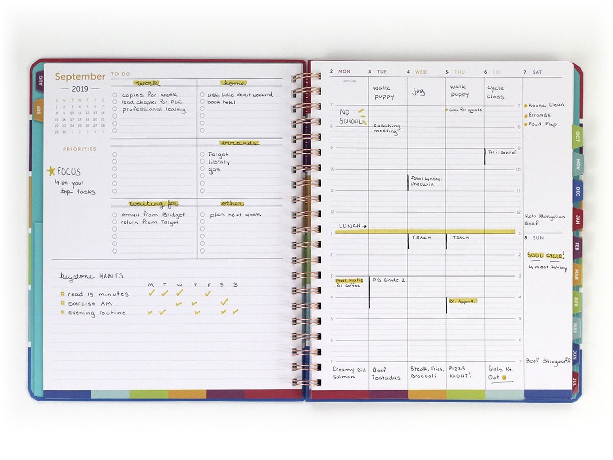 Time & Todo Planner