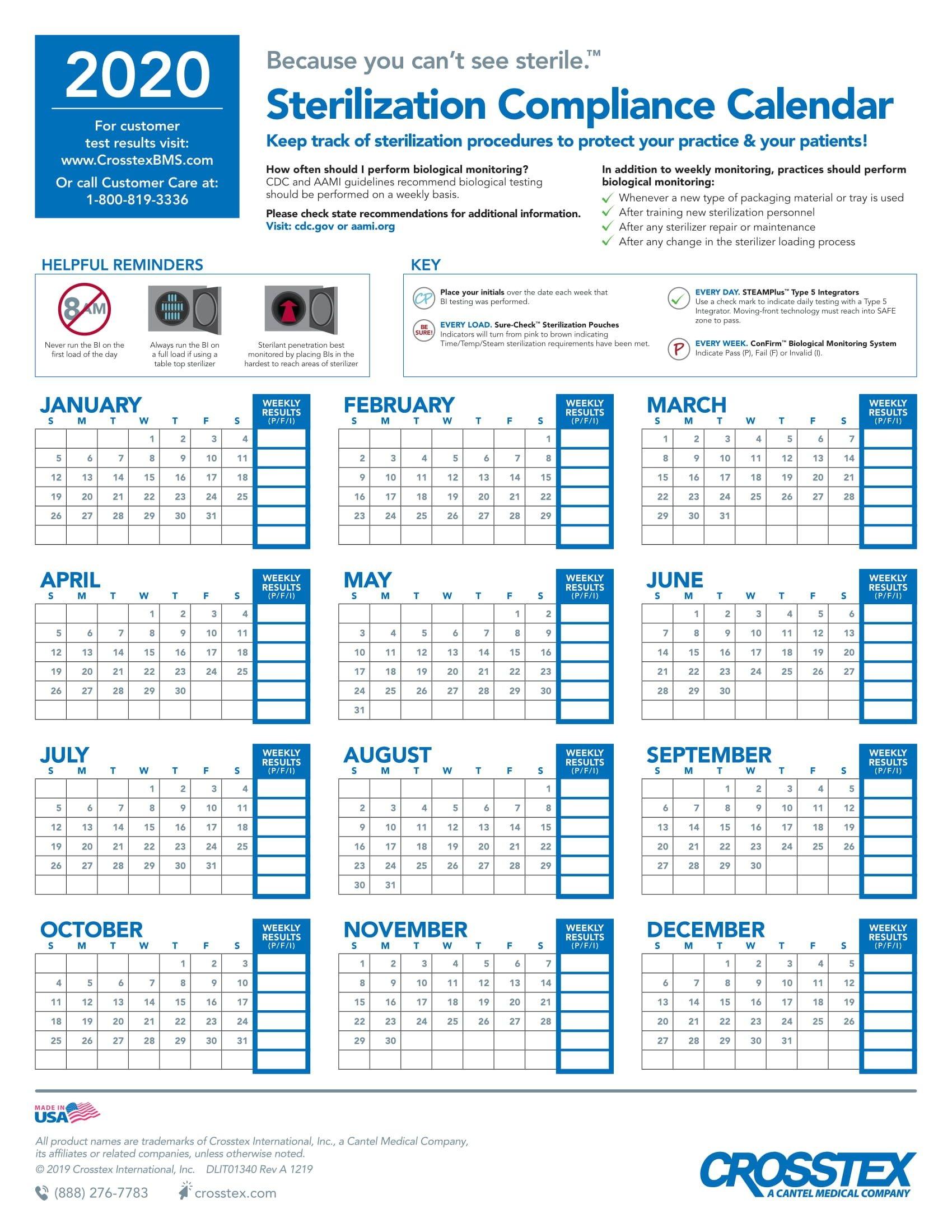 Tools | Crosstex Biological Monitoring Service Provider