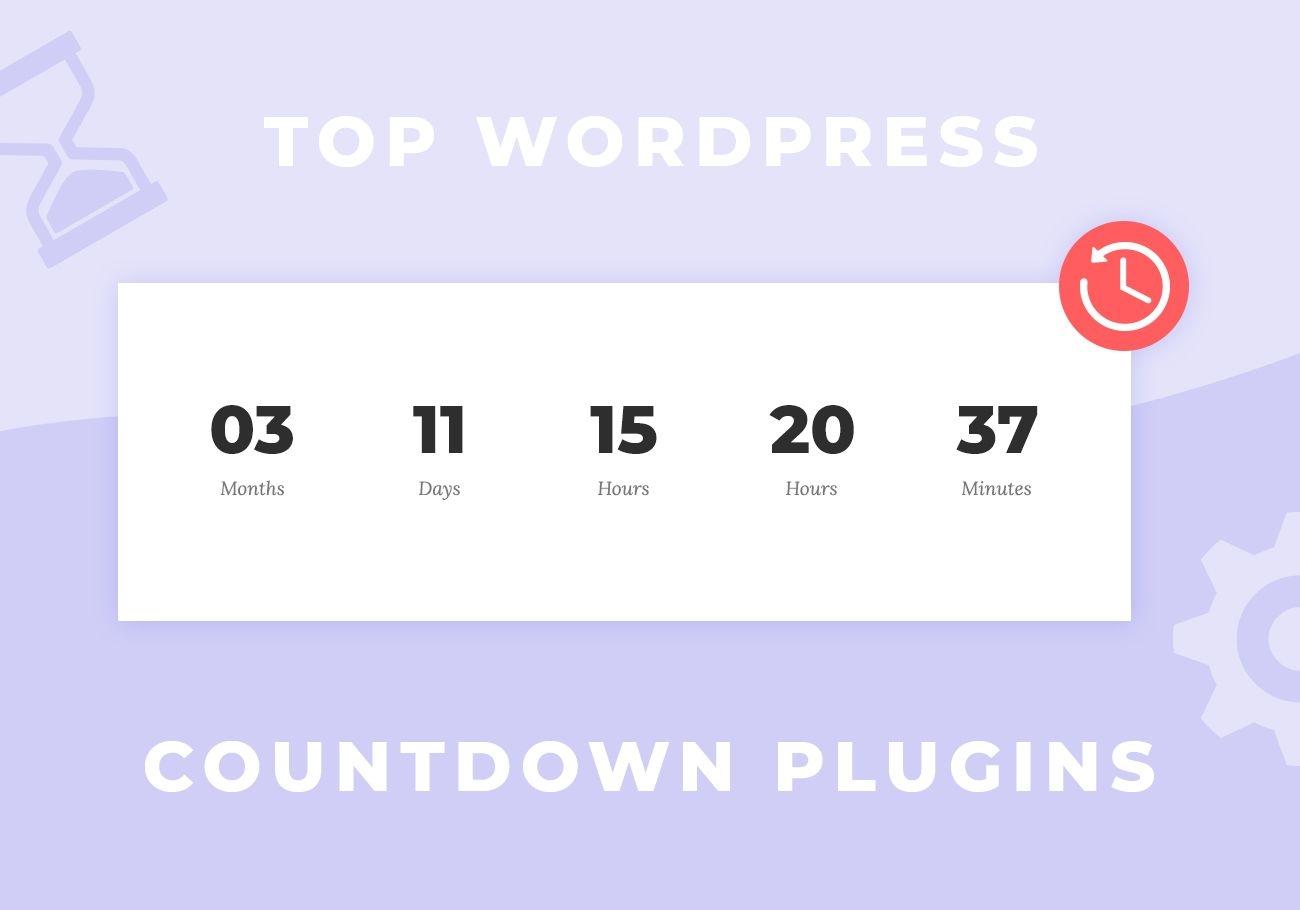 Top 15+ Countdown Timer Plugins For WordPress - Wpklik