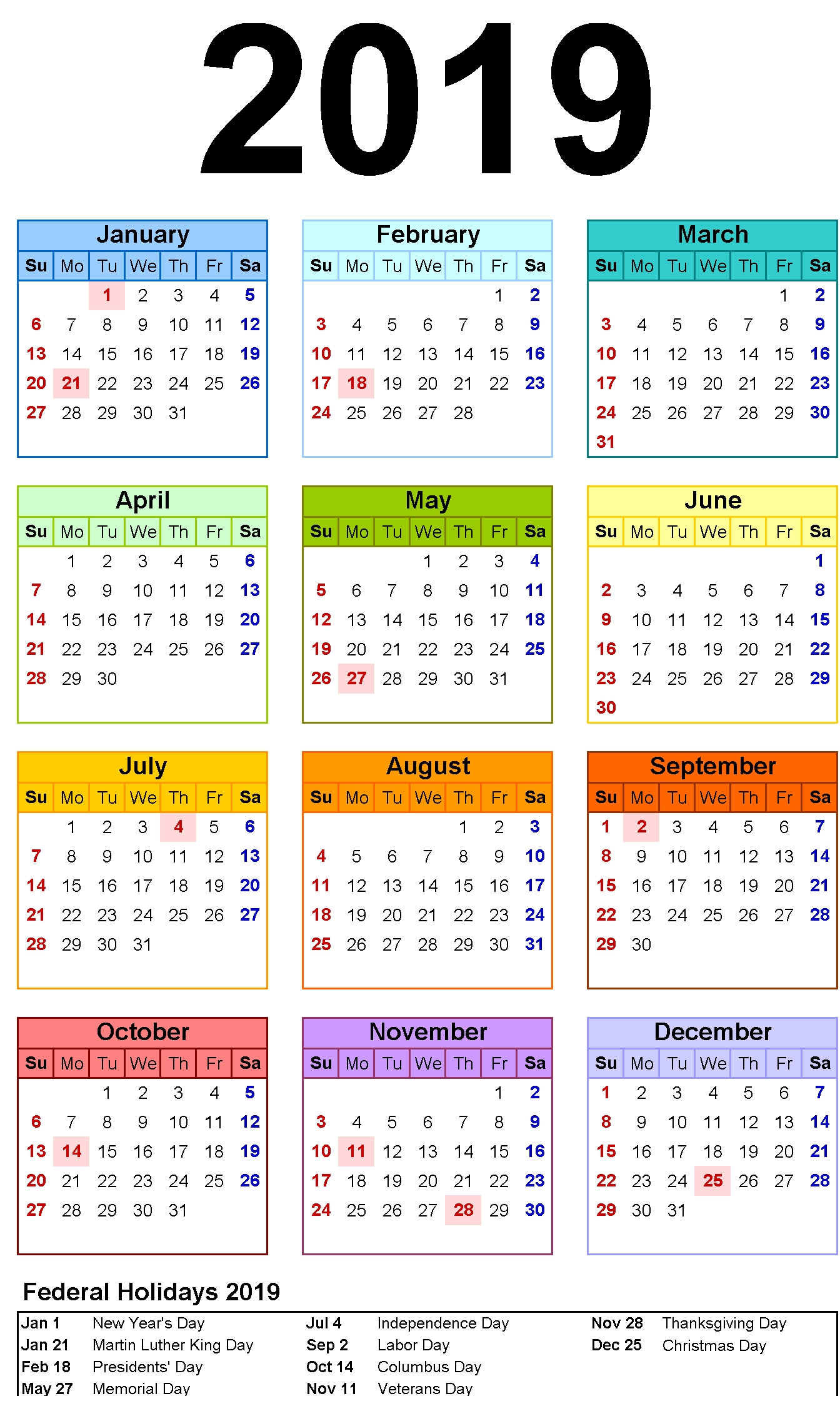 Uk Federal Holidays | Monthly Calendar Printable, Calendar