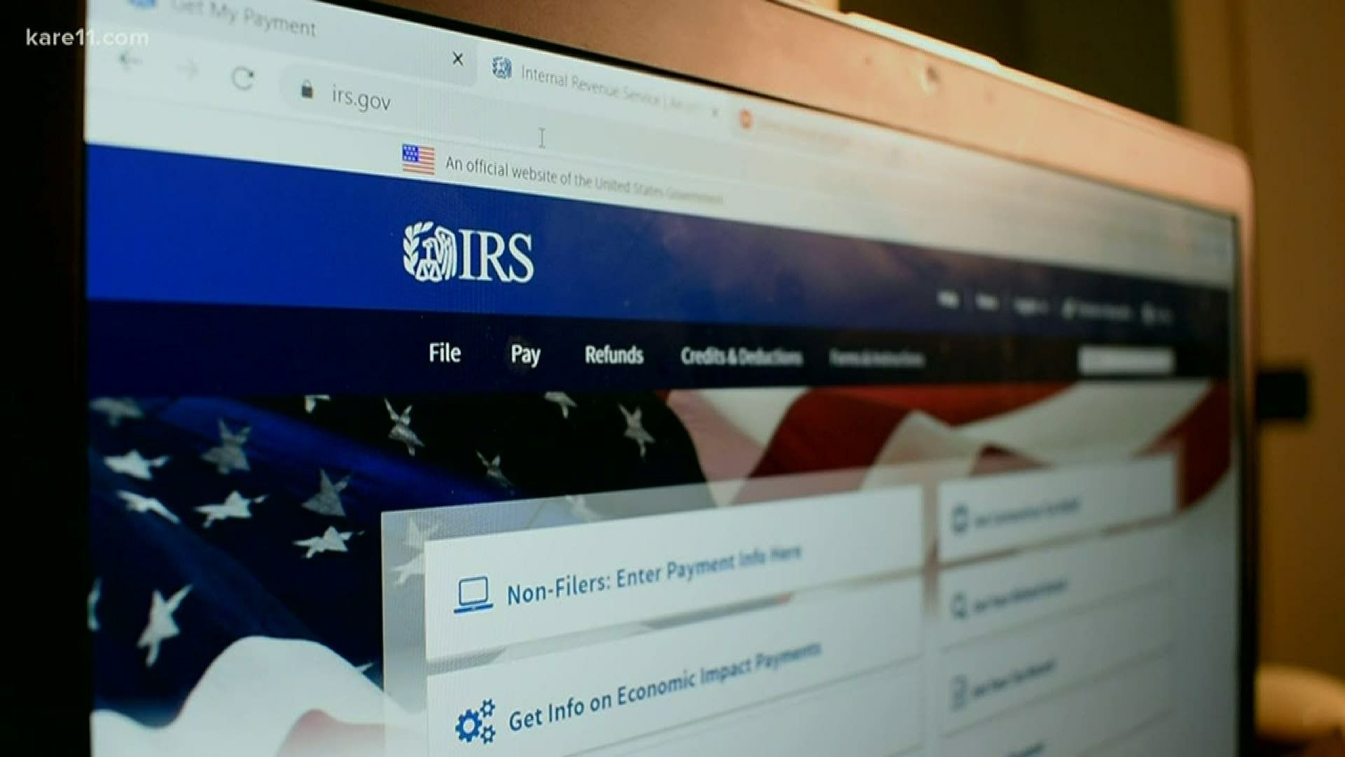 When Will You Get Your Stimulus Check? Irs Launches Tracking Tool