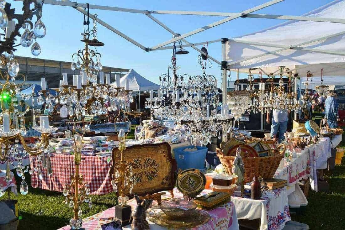 10 Spring Flea Markets In The Us You Shouldn'T Miss In 2021