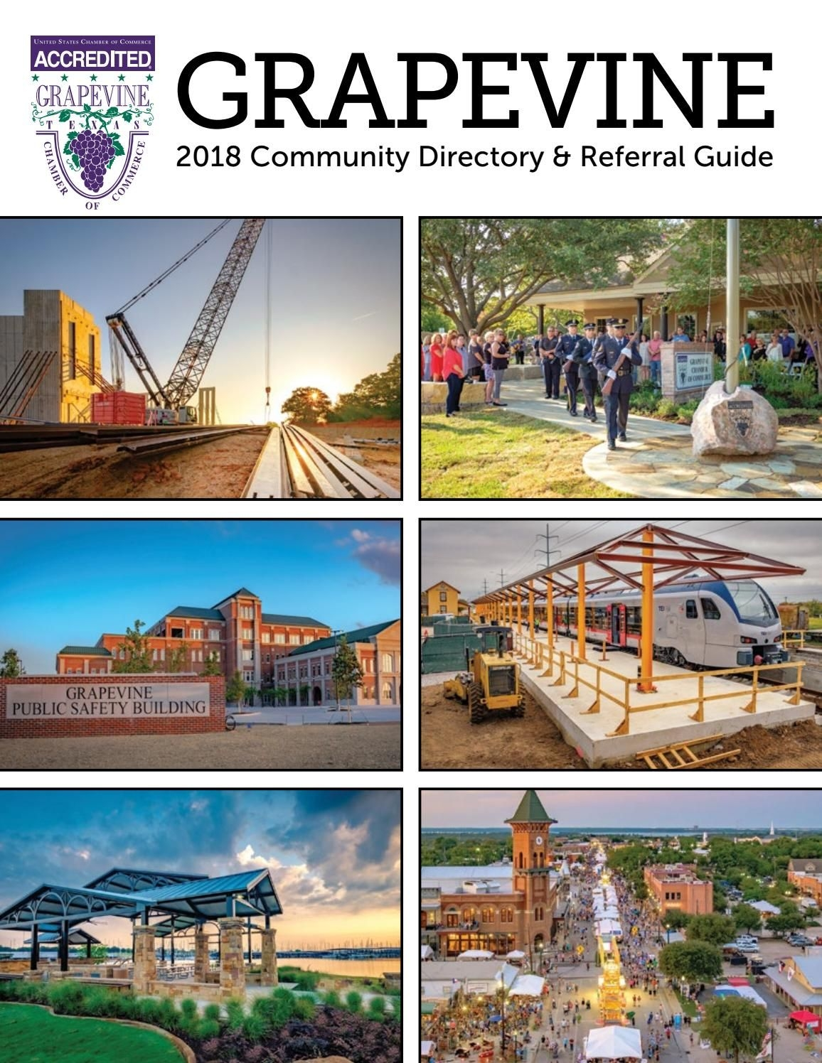 2018 Grapevine Chamber Directory By Grapevine Chamber Of