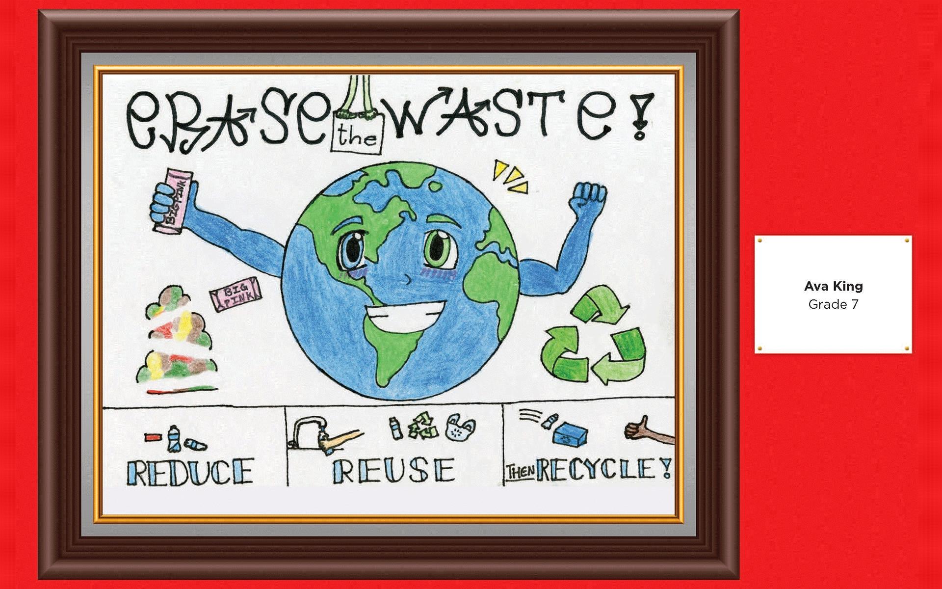 2021 Spokane Recycles Calendar - City Of Spokane, Washington
