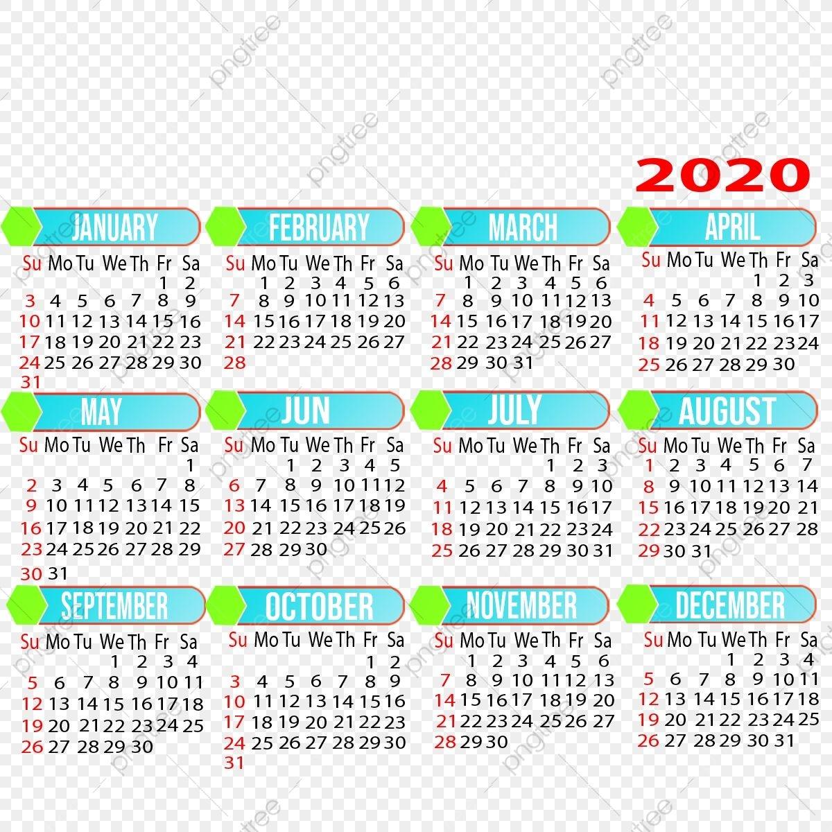 2021 Yearly Calendar Design, 2021, Calendar, 2021 Calendar