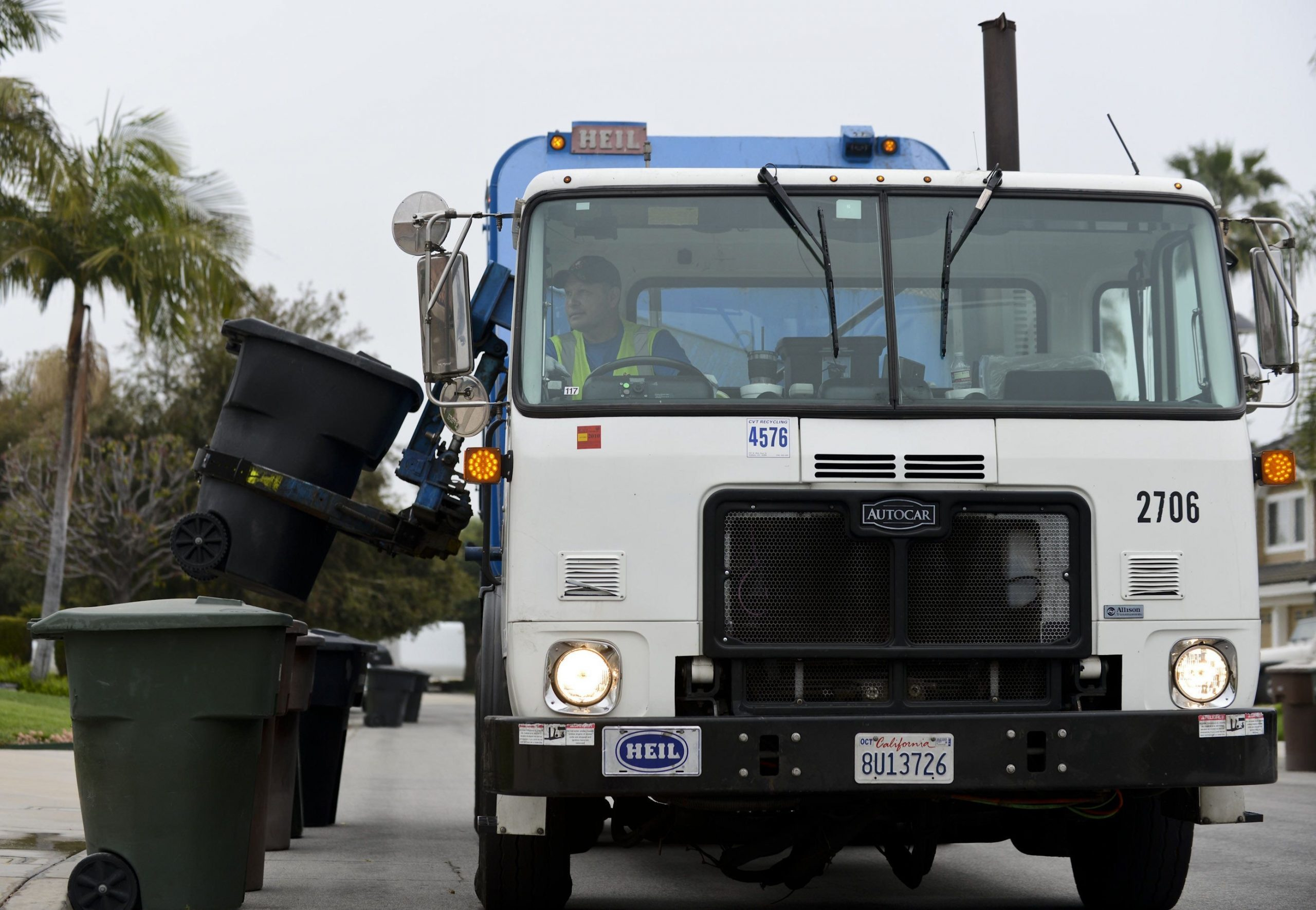 Alhambra Promises To Put Next Trash Hauling Contract Out To