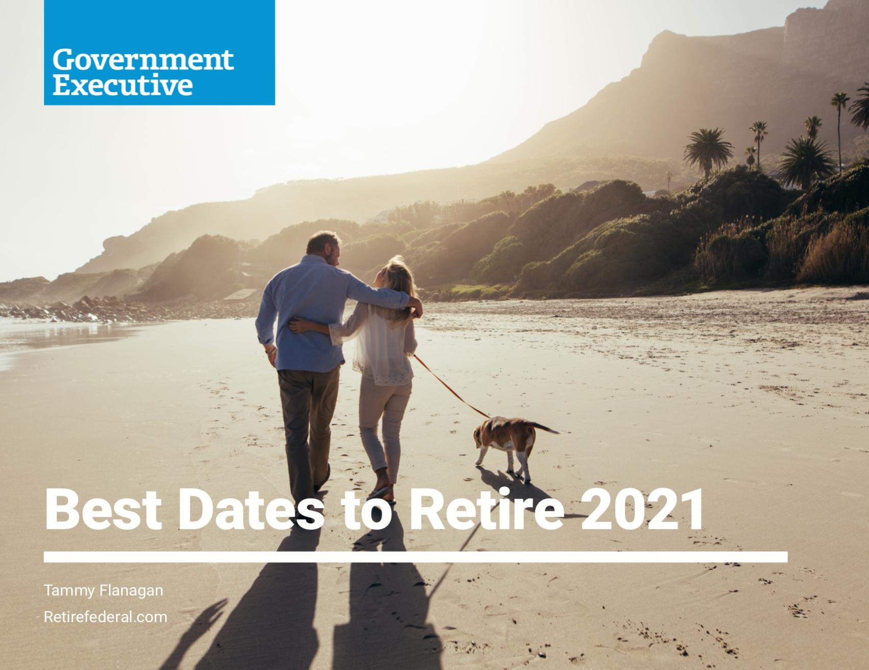 Best Dates To Retire 2021