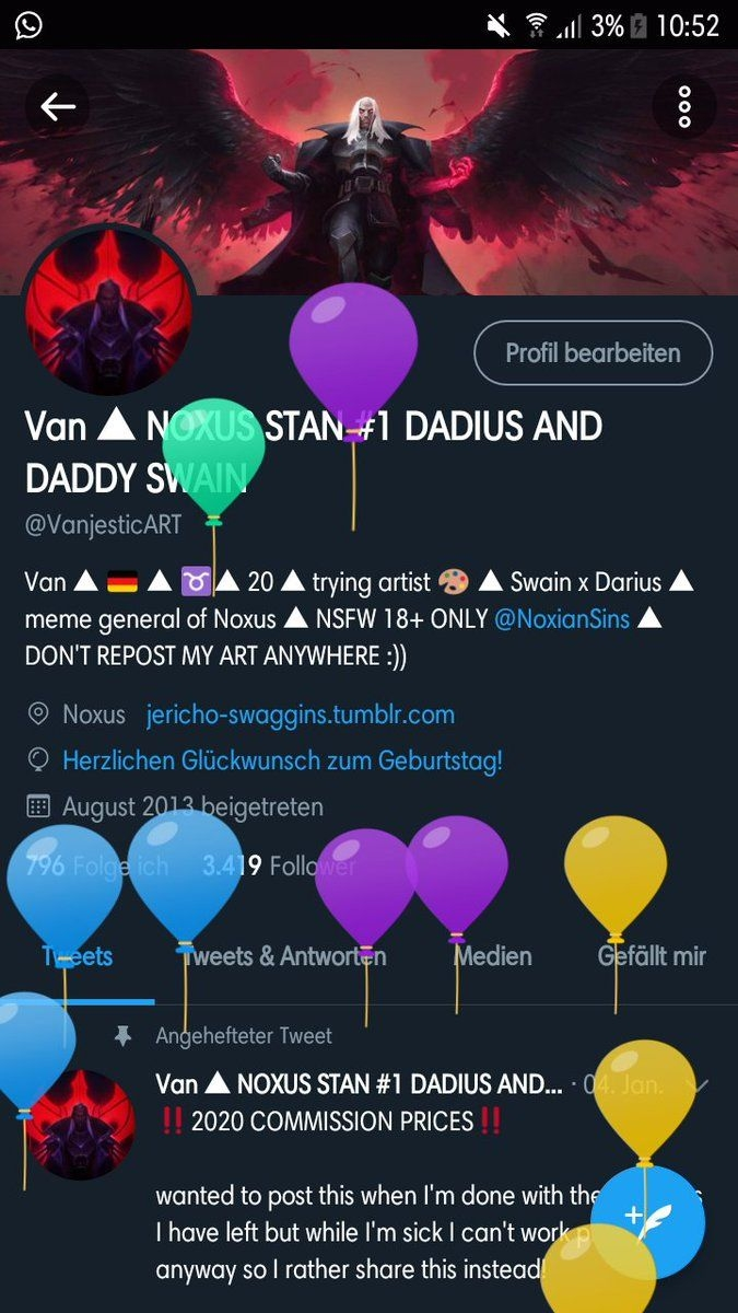 "⚰️🦇 Count Swain 2021 Pls Riot 🦇⚰️ On Twitter: ""Balloon"
