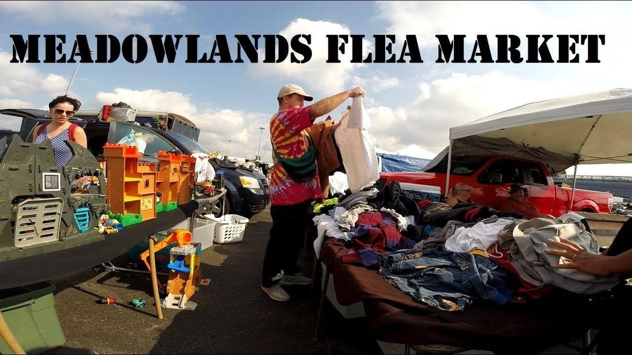 Flea Market Finds ( Nj Meadowlands Flea Market ) - Youtube
