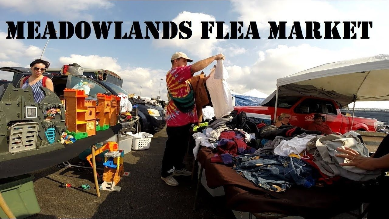 Flea Market Finds ( Nj Meadowlands Flea Market ) - Youtube